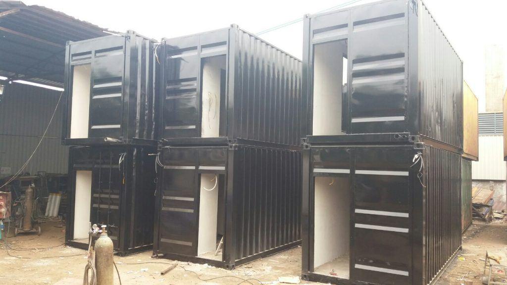 Cho thuê container văn phòng tại Hà Nội và toàn miền Bắc