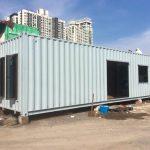Dựng Container văn phòng ghép
