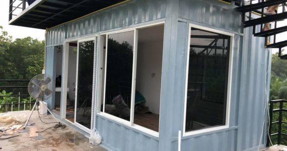 nhà Container tại Vĩnh Phúc