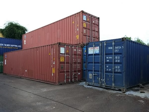 Bán container cũ giá rẻ