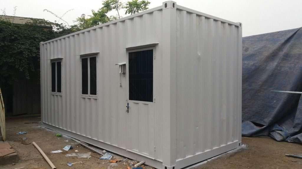Cho thuê container văn phòng