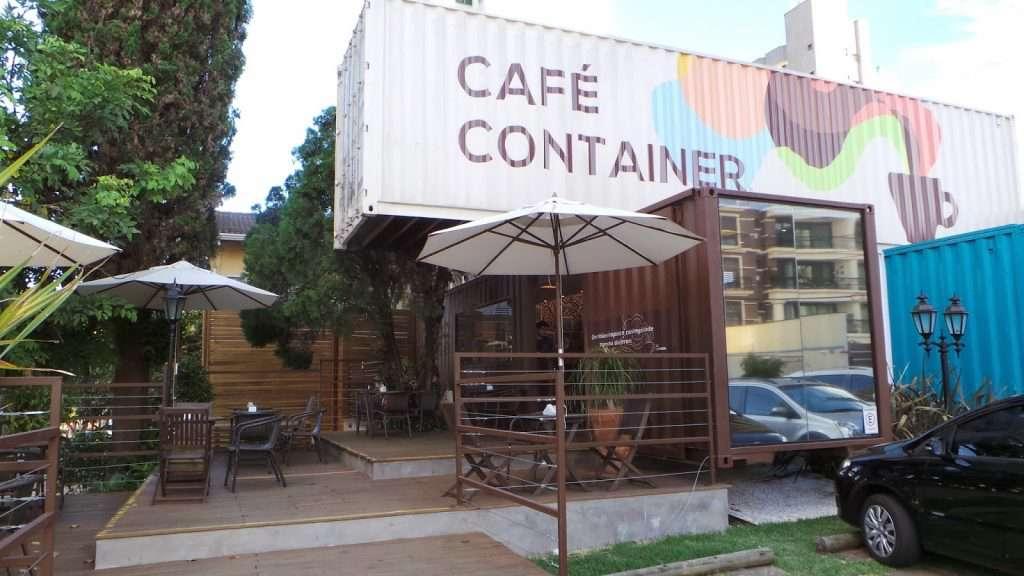 Cafe Container cũng là một trong những điểm làm việc yêu thích