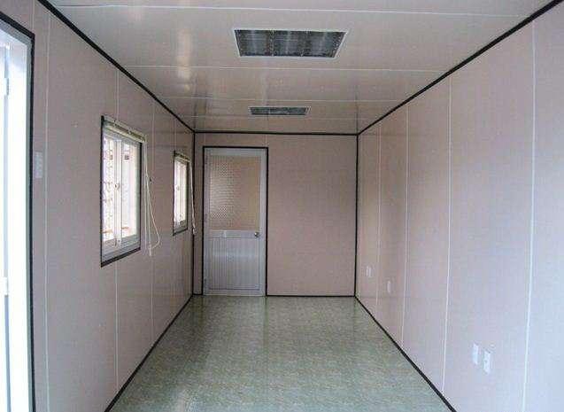 Container 40 feet làm văn phòng