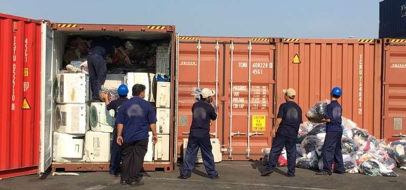 Bán và cho thuê Container Kho