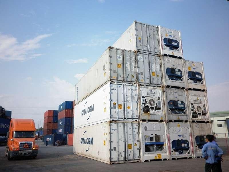 Cung cấp và cho thuê container cũ mới