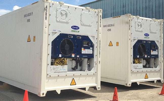 Container đảm bảo tiêu chuẩn chất lượng quốc tế