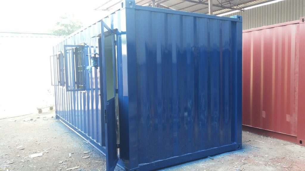 Cho thuê Container văn phòng dựng sẵn hoặc theo yêu cầu