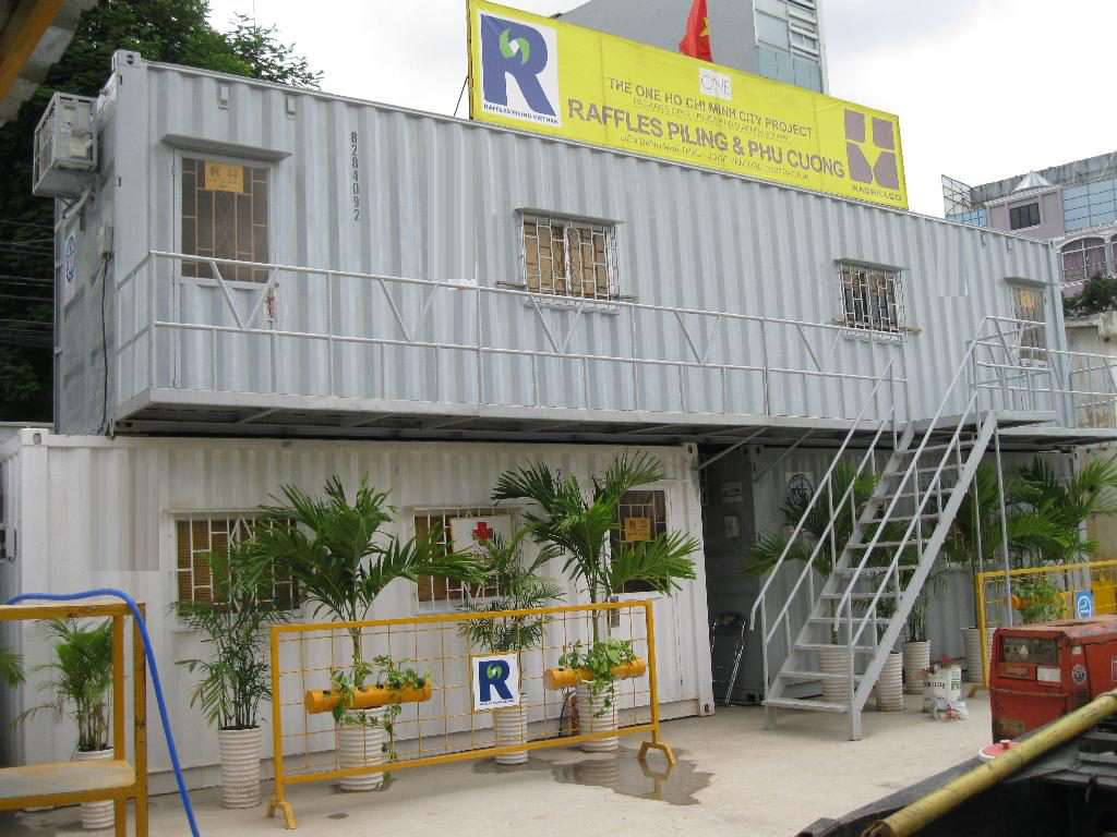 Thiết kế Container