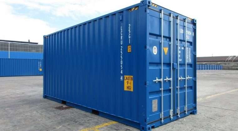 Kích thước container 20 feet