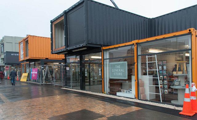 Nên mua hay thuê container văn phòng