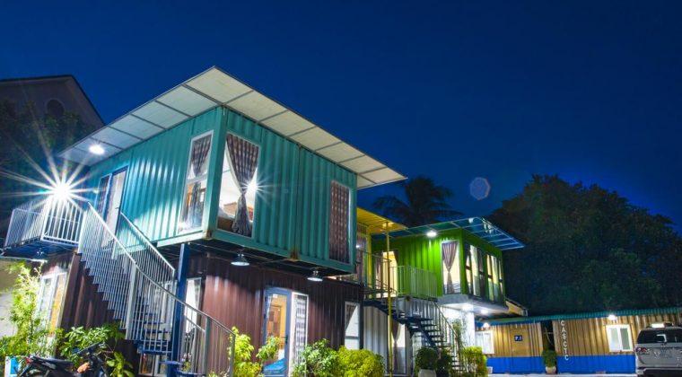 homestay container Vũng Tàu