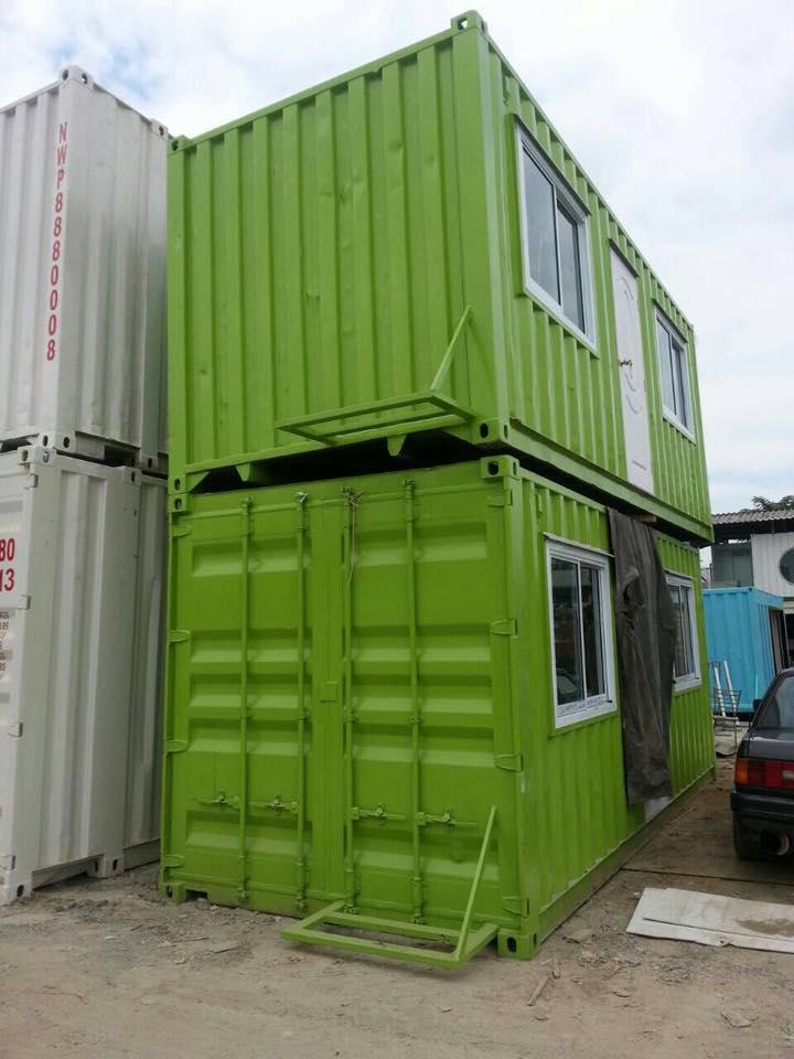 Bán container văn phòng cũ