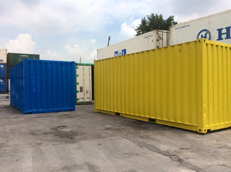 Cần thanh lý gấp Container giá rẻ tại Hà Nội