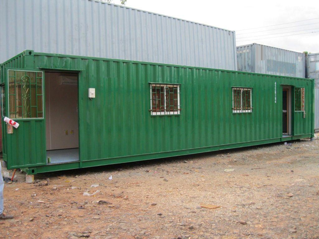Bán và cho thuê Container văn phòng 40 feet giá rẻ