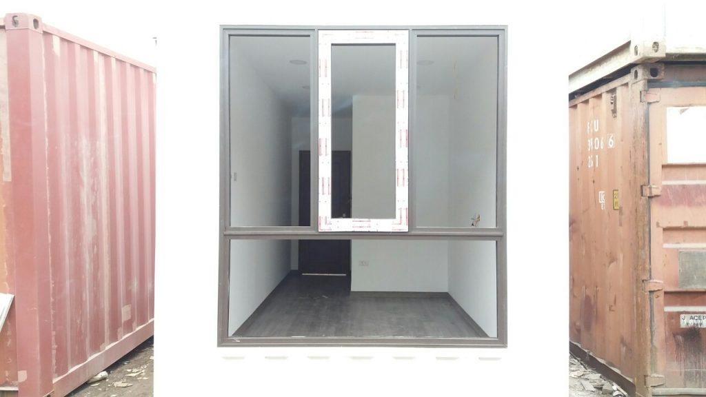 mua container văn phòng mới