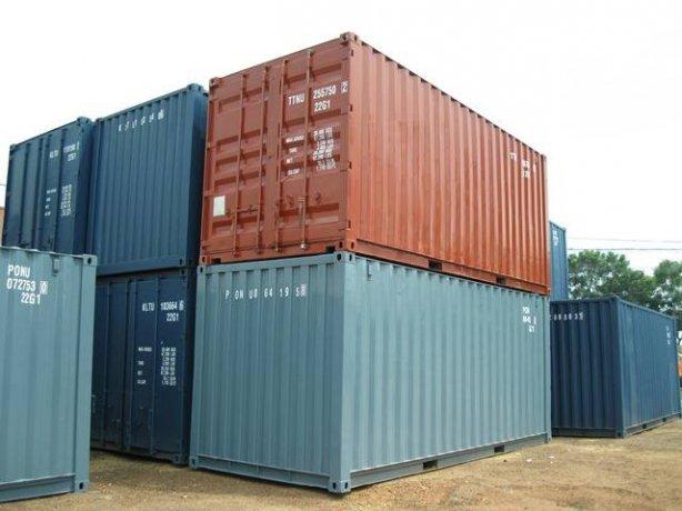 Kho thanh lý container cũ giá rẻ tại Hà Nội