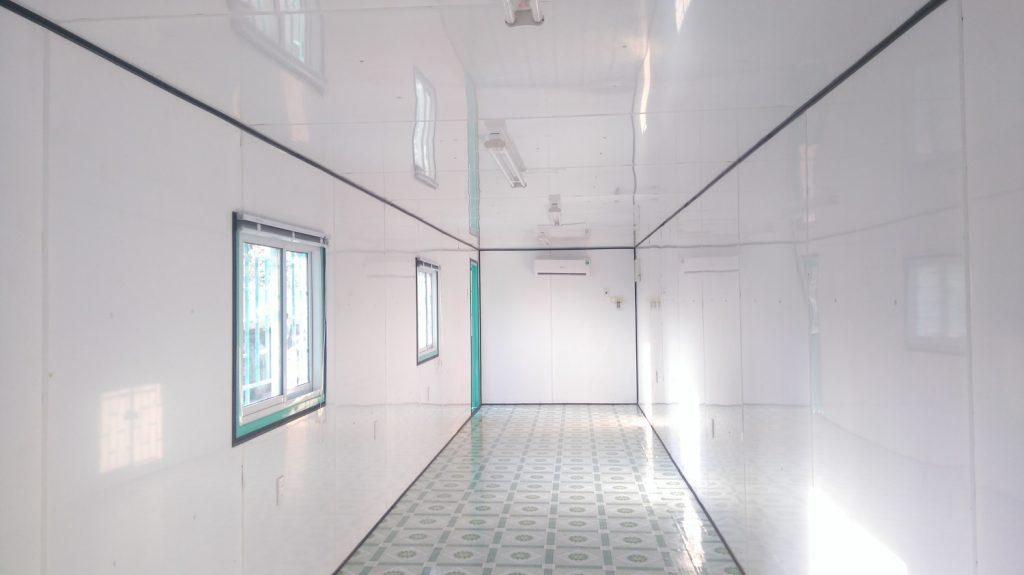 Nội thất Container văn phòng 40 feet