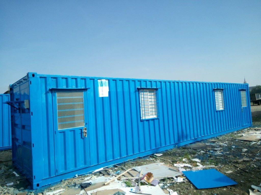 Bán và cho thuê Container văn phòng 40 feet dựng sẵn