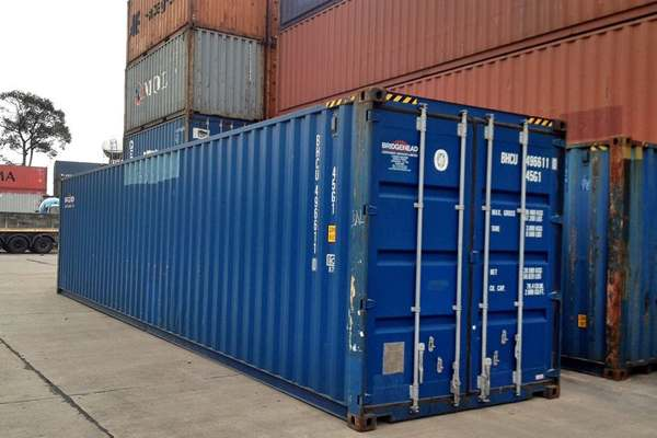 Giá bán Container cũ 2018