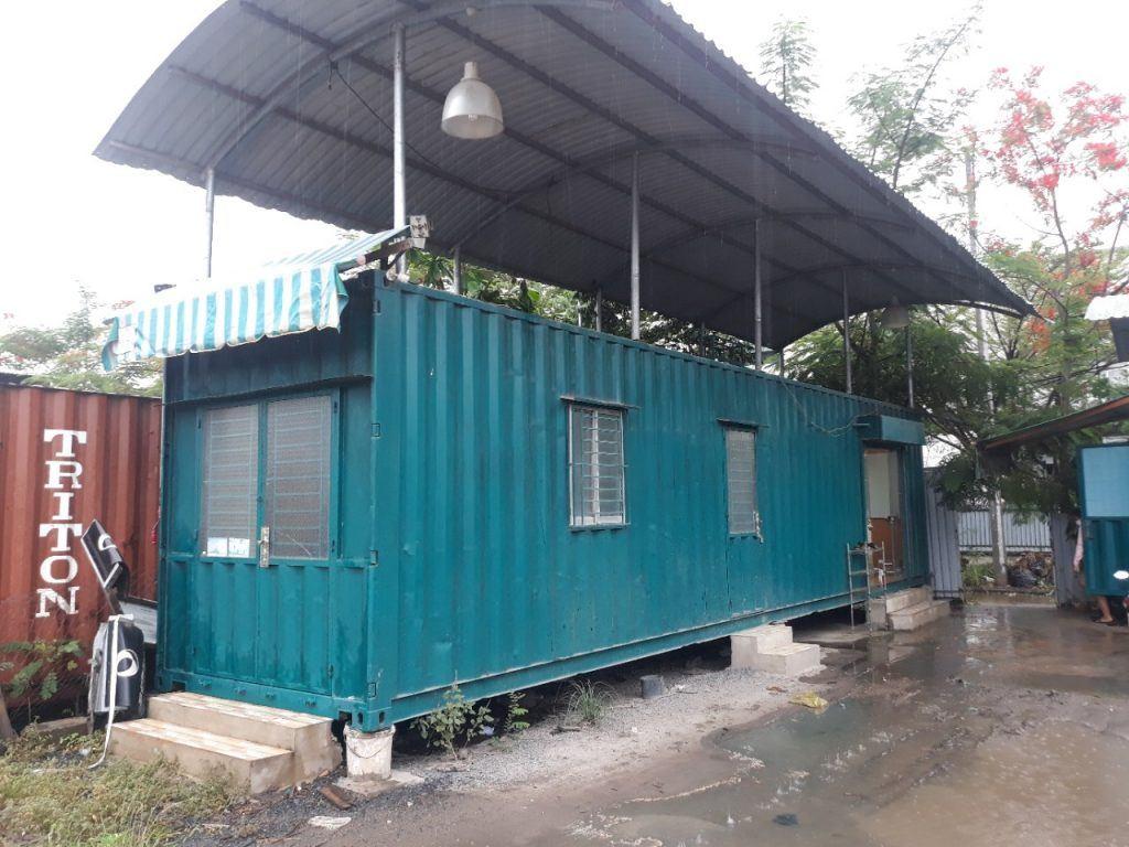 mua container văn phòng cũ