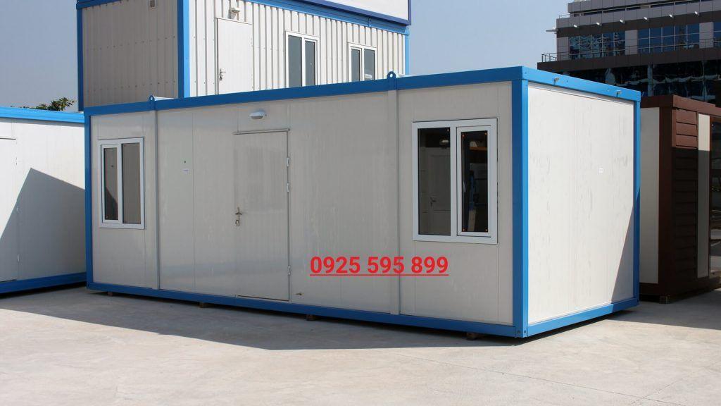 Nhà Panel Container kích thước 40 feet