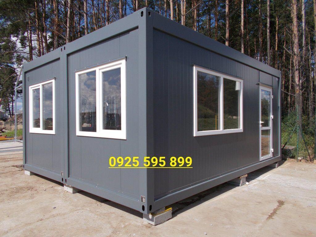 Nhà lắp ghép panel container