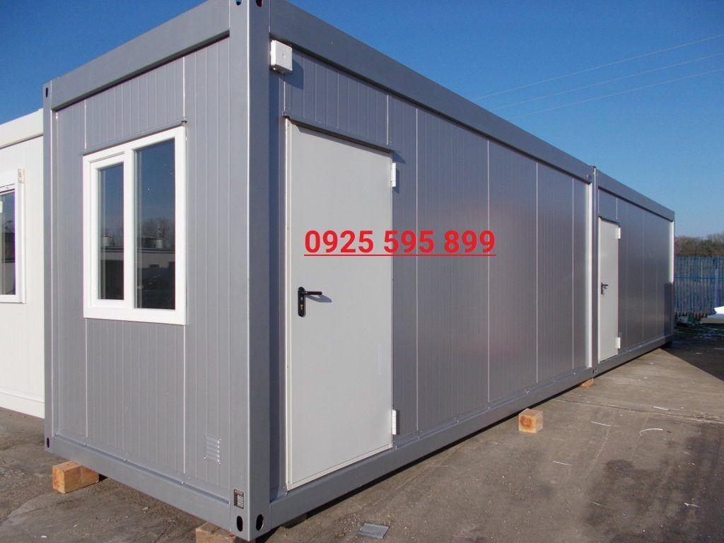 Nhà panel container kích thước 20 feet